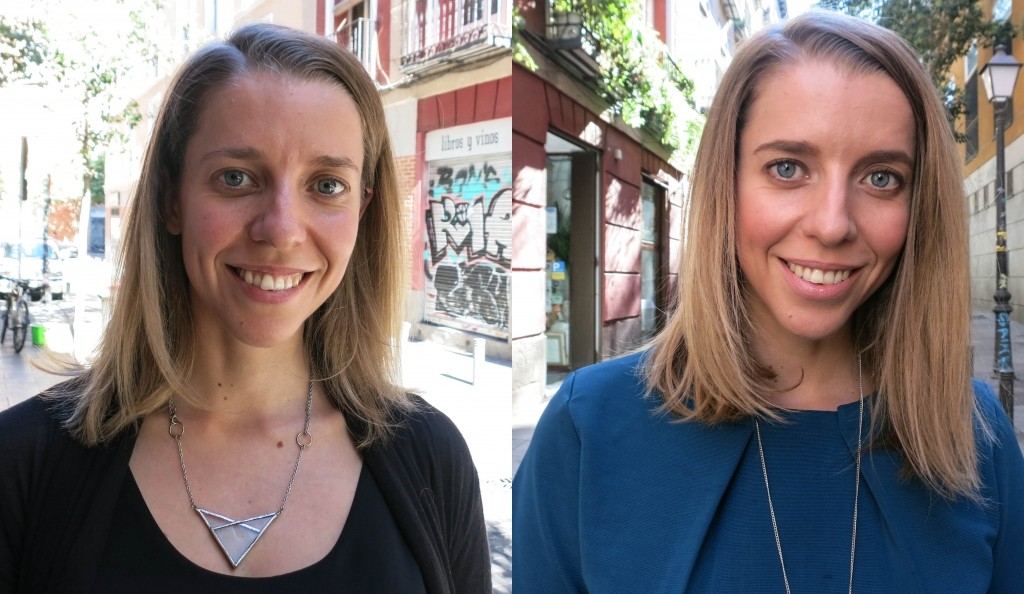 PART TWO – A new cut for a new look (Before and After)